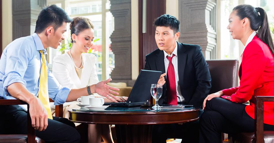 Inside Chinese Business - QuickMBA
