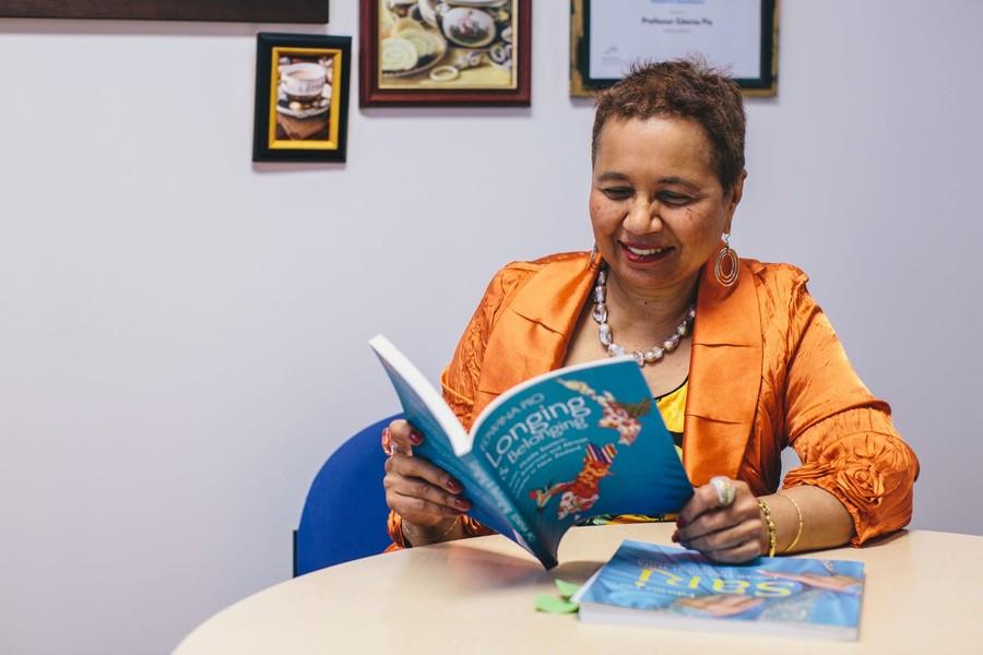 Prof Edwina Pio 20 Jan 2022